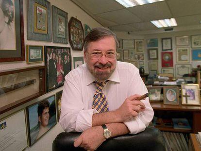 Narciso Ibáñez-Serrador, realizador televisivo, entrevistado en su despacho en el año 2000. En vídeo, la trayectoria de Narciso Ibáñez-Serrador.