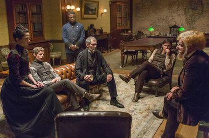Imagen de la segunda temporada de 'Penny Dreadful'.