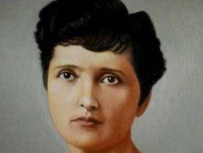 Se celebra el 139 aniversario del nacimiento de Elvia Carrillo Puerto
