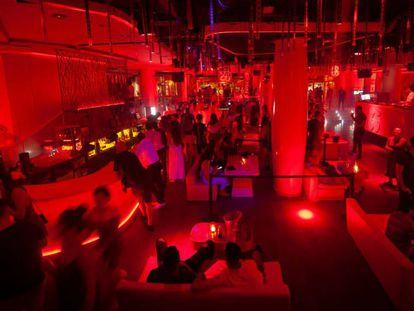 La discoteca Pachá, en Barcelona.