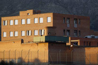 Centro penitenciario de Fontcalent en Alicante.