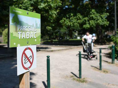 El tabaquismo es la primera causa de EPOC.