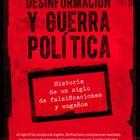 portada 'Desinformación y Guerra Política', Thomas Rid, EDITORIAL CRÍTICA