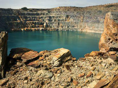Serie sobre las minas de Alnazcollar