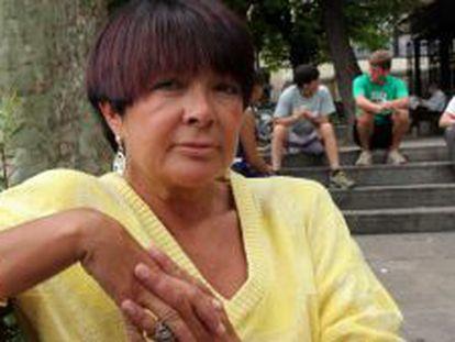 Margarita Uría, vocal del Poder Judicial.