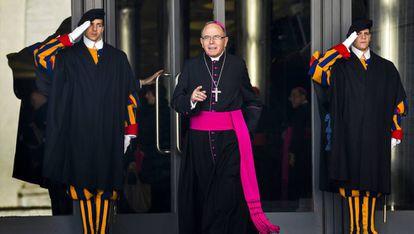 El cardenal-patriarca de Lisboa Manuel Clemente.
