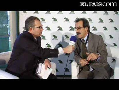 Emilio_Ontiveros, presidente de Analistas Financieros Internacionales