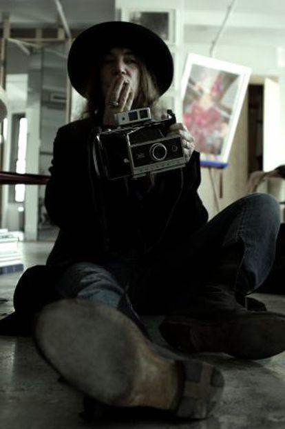 Patti Smith, en una foto promocional.