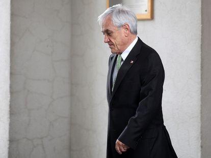 El presidente chileno, Sebastián Piñera, en una imagen del pasado enero.