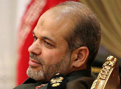 Ahmad Vahidi, en una imagen de marzo de 2008.