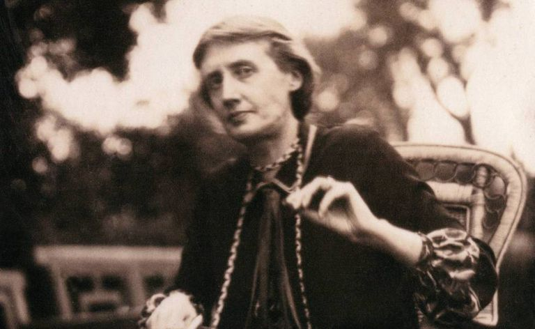Virginia Woolf, en 1926.