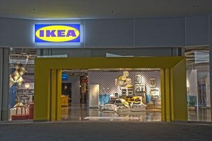 IKEA México, ubicada en el Centro Comercial Encuentro Oceanía, en Ciudad de México.