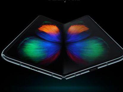 El primer móvil de pantalla plegable de la firma surcoreana tendrá versión 5G pero no se estrenará por ahora en el mercado español