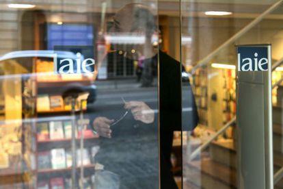 La librería Laie, de Pau Claris, la primera de una saga con 17 establecimientos.