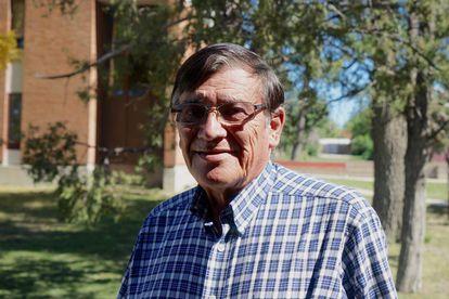 John Yellow Bird Steele es el presidente de la tribu de los Sioux en Pine Ridge Reservation, al sur de Dakota del Sur.