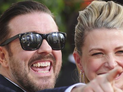 El cómico británico Ricky Gervais arremete contra la tauromaquia