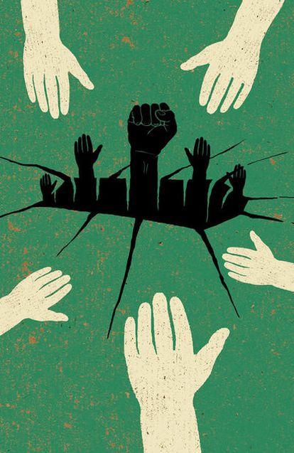 Ilustración de Raquel Marín