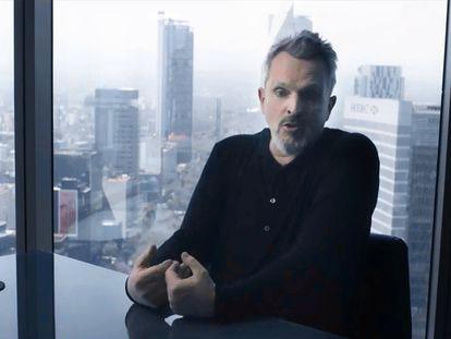 Miguel Bosé, durante la entrevista en el programa 'Lo de Évole', de La Sexta, el pasado domingo.