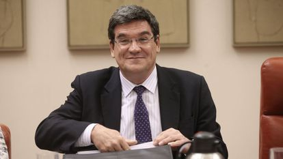 Comparecencia de Jose Luis Escriva, en el Congreso.