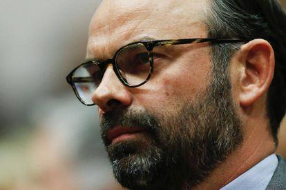 El nuevo primer ministro francés, Edouard Philippe