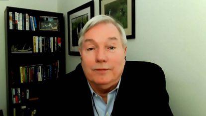 Michael Osterholm, epidemiólogo, catedrático de Salud Pública y fundador del Centro para las Enfermedades Infecciosas de la Universidad de Minesota.