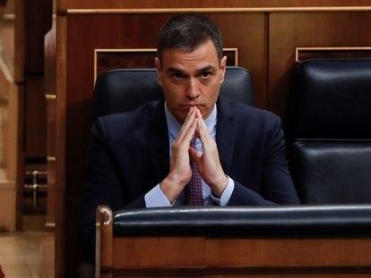 El presidente del Gobierno, Pedro Sánchez, el pasado 24 de junio.