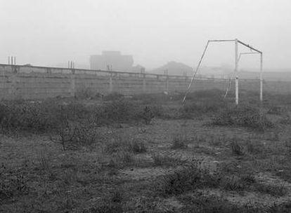 'Ballesteros' de la serie 'Campos de fútbol' de Bleda y Rosa