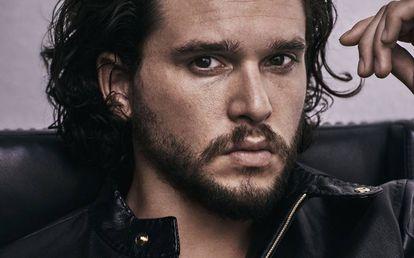 Retrato del actor.