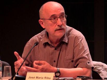 El programador y periodista de cine José María Riba.