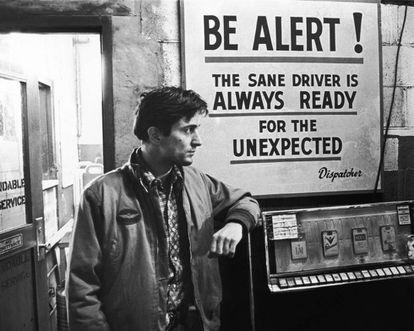 Robert de Niro en Taxi Driver (1976)