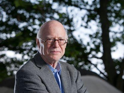 El sociólogo Richard Sennett, en una imagen de 2018 en Edimburgo.