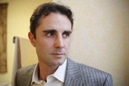 Hervé Falcani, exempleado del banco HSCB.