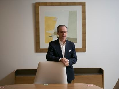 Luis Sancho, consejero delegado en España de BNP Paribas Corporate and Investment Banking.