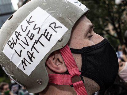 Desde el asesinato de George Floyd en Estados Unidos, las protestas antiracistas continuan por todo el país