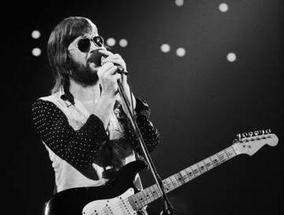 Eric Clapton consiguió llevar 'I shot the sheriff', de Bob Marley, a lo más alto de las listas estadounidenses.