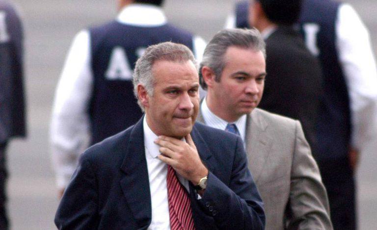 El abogado Juan Collado, el 9 de julio de 2019 en Ciudad de México.