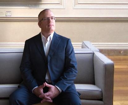 Brendan Eich, creador de Javascript y actual director ejecutivo del navegador Brave