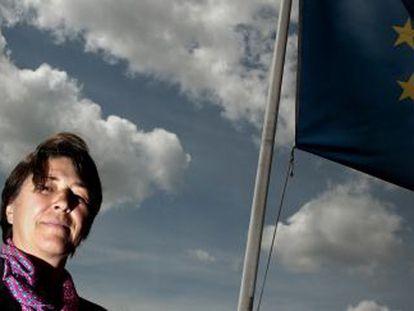 Violeta Bulc, comisaria europea de Transportes.