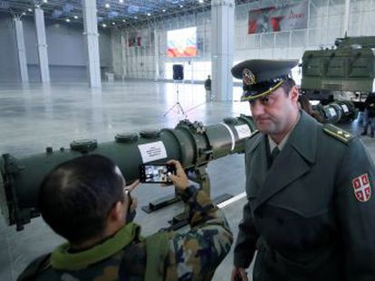 La salida de Moscú y Washington del tratado clave de control nuclear alienta las tensiones globales y el desarrollo de armas como los misiles hipersónicos