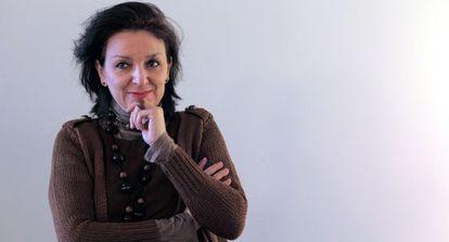 La socióloga Eva Illouz (Fez, 1961).