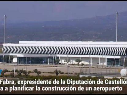 Aterriza el primer vuelo comercial en el aeropuerto de Castellón