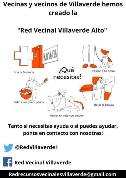 Red Vecinal Villaverde Alto