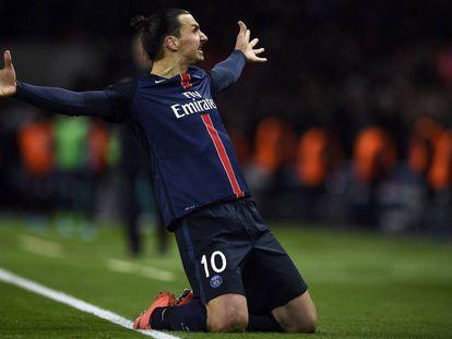"""Ibrahimovic deja el PSG: """"Llegué como un rey, me voy como una leyenda"""""""