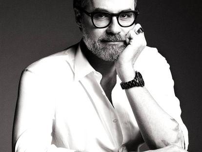 El director creativo Thomas Du Pré de Saint Maur, responsable desde 2013 de las campañas publicitarias de Chanel.