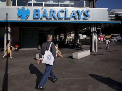 Oficinas de Barclys en Madrid