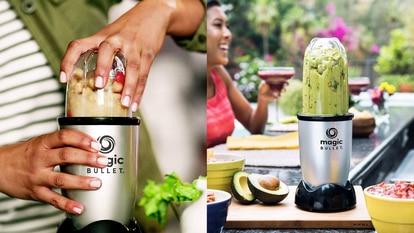 Este NutriBullet facilita tu vida al ayudarte a ahorrar tiempo preparando tus bebidas o alimentos favoritos