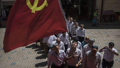 Los uigures se enfrentan a posibles torturas y malos tratos tras su retorno a China.