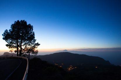 Parque Natural de Tamadaba, en Gran Canaria.