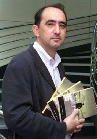 Imagen de archivo del filósofo Daniel Innerarity, doctor en Filosofía y profesor de Historia de la Filosofía en la Universidad de Zaragoza.