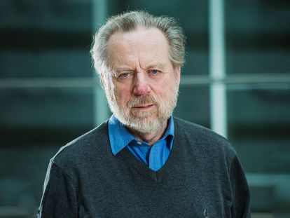 El historiador chileno Joaquín Fermandois.